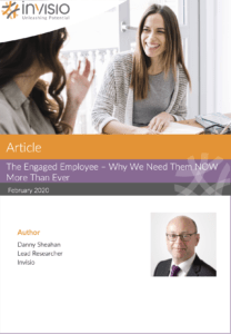 Article Employee Engagement Danny Sheahan