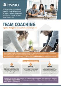 Invisio Team Coaching