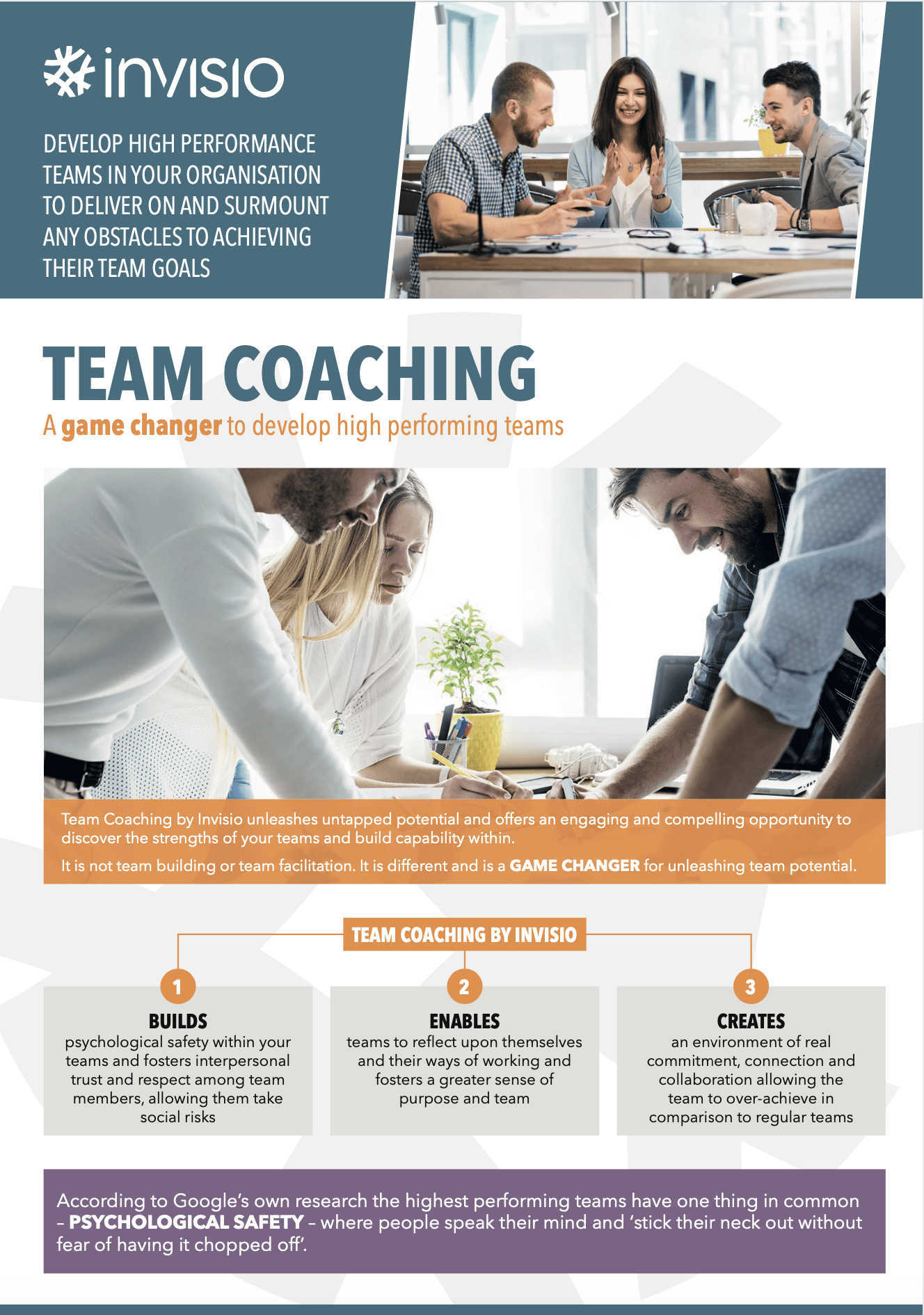 Team Coaching article cover