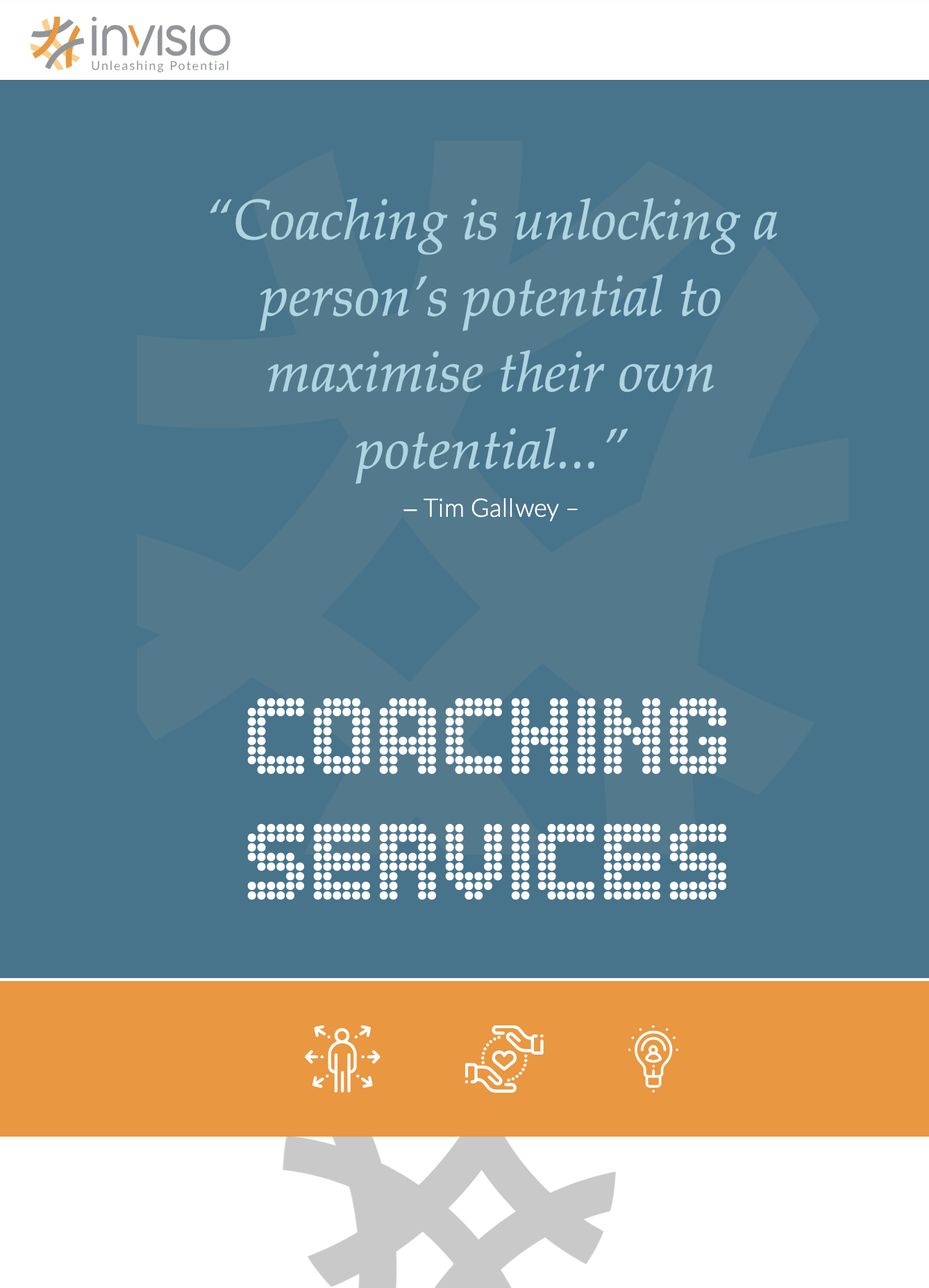Coaching by Invisio
